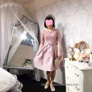 【ルクシュールの口コミ評判】ドレスレンタルを体験!(写真有)返却・店舗詳細も