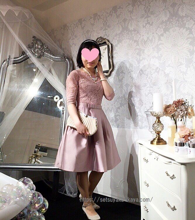 ルクシュールレンタルドレスの口コミ評判
